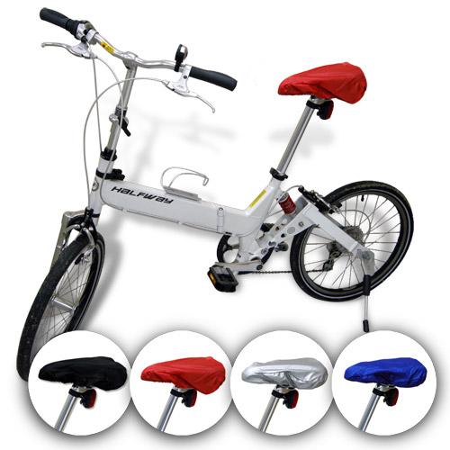商品详述:标准规格自行车椅套,背面有松紧带设计,防止您单车座椅